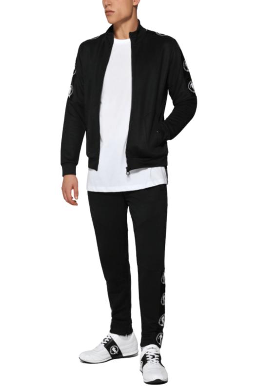 Черный спортивный костюм Bikkembergs, фото