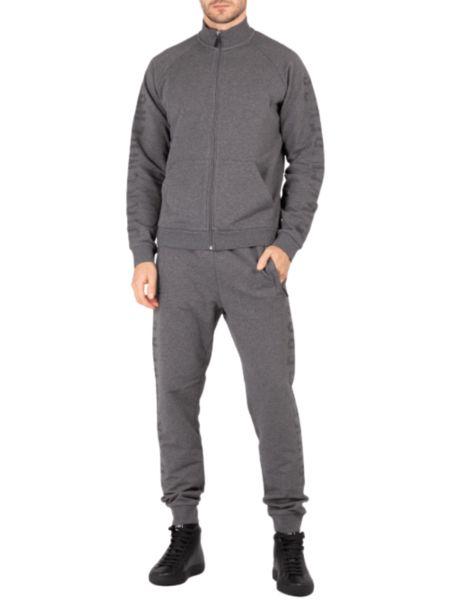 Серый спортивный костюм Bikkembergs фото