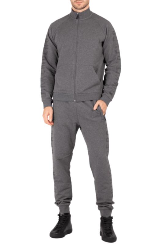 Серый спортивный костюм Bikkembergs, фото