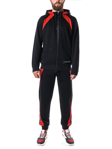 Спортивный костюм с красными вставками Bikkembergs, фото