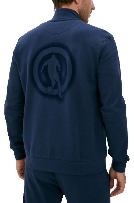 Синий спортивный костюм Bikkembergs, фото