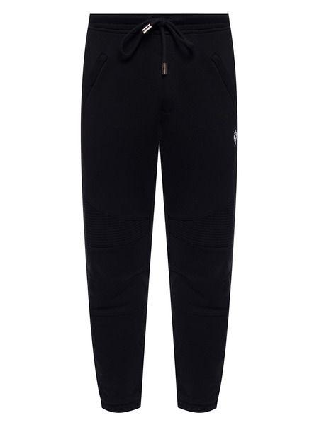 Черные спортивные штаны с логотипом Marcelo Burlon фото