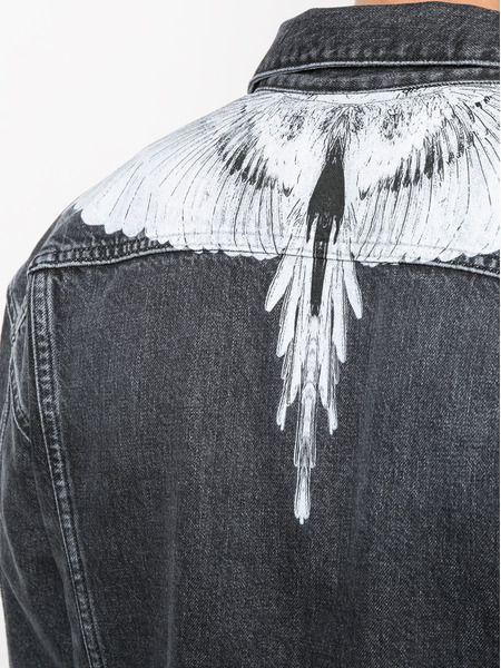 Джинсовая куртка Wings