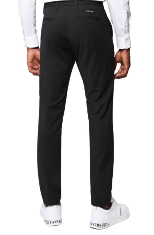 Черные классические брюки Bikkembergs, фото