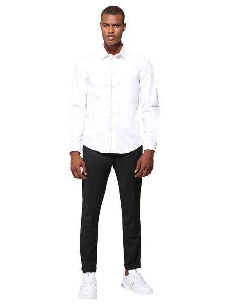 Черные классические брюки