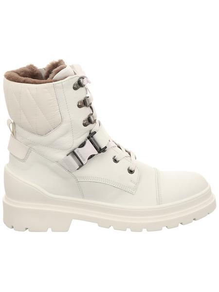 Кожаные ботинки St Moritz на меху Bogner, фото