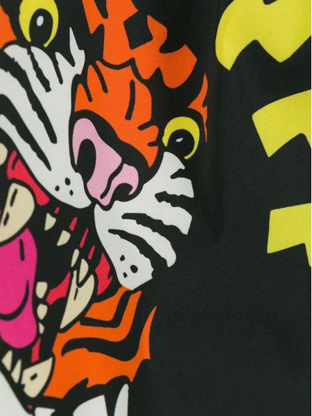 Черные плавки Tiger Dsquared2, фото