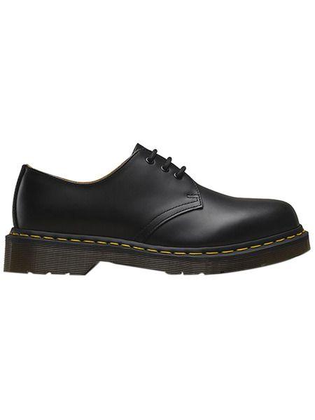 Короткие кожаные туфли 1461 Dr.Martens фото