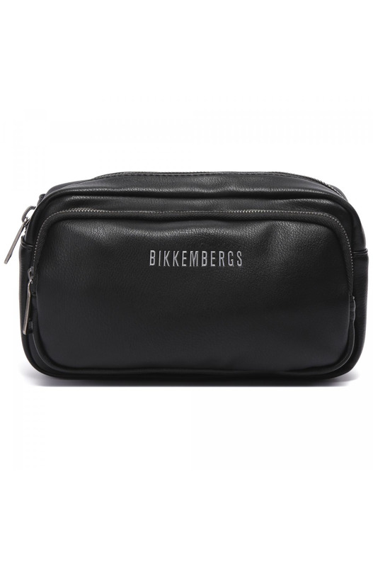Поясная сумка Eco Leather 999 Black Bikkembergs, фото