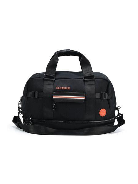 Черная дорожная сумка