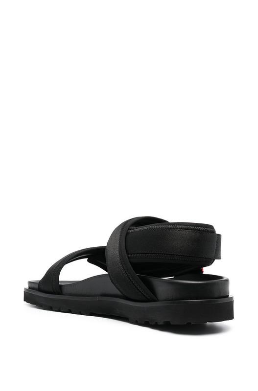 Мужские сандалии на липучках Dsquared2, фото