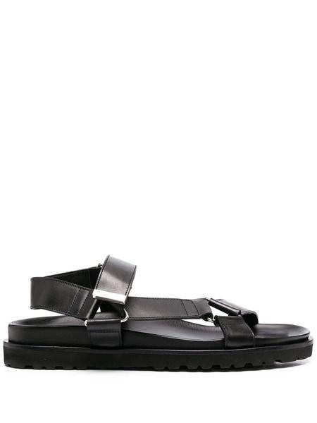 Черные сандалии с ремешками Dsquared2 фото