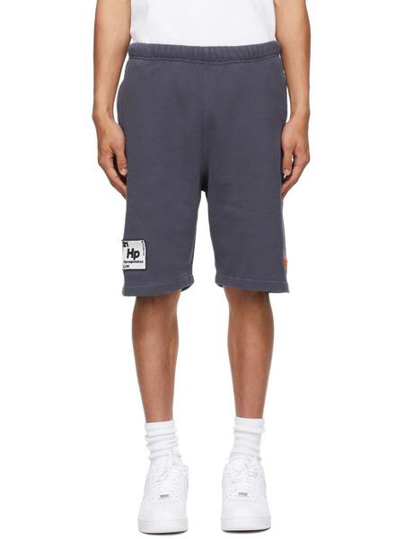 Синие спортивные шорты Periodic с логотипом Heron Preston, фото