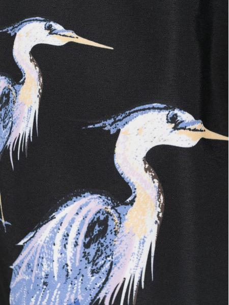 Плавки-шорты черного цвета с принтом Heron Preston, фото