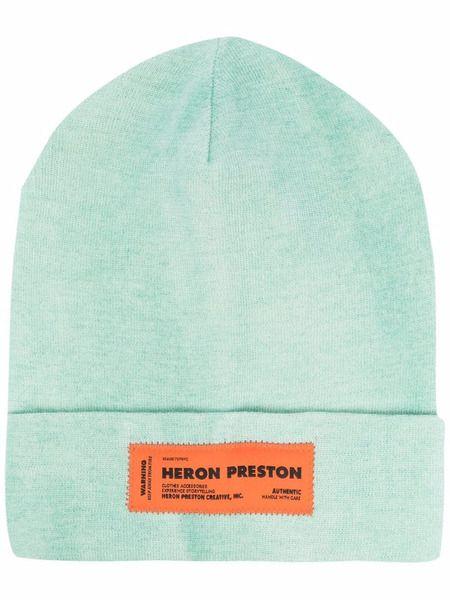 Шапка бини Tie-Dye с нашивкой Heron Preston фото