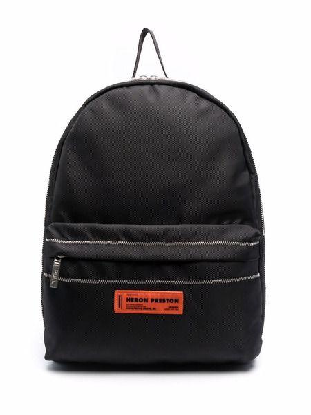 Рюкзак с нашивкой-логотипом Heron Preston фото