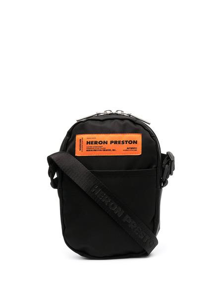 Сумка через плечо с нашивкой-логотипом Heron Preston, фото
