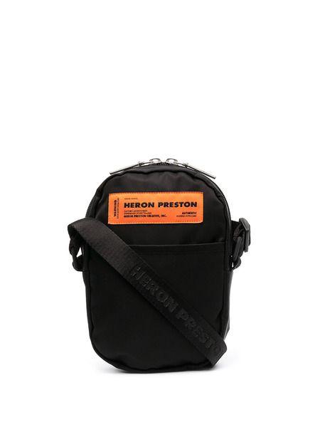 Сумка через плечо с нашивкой-логотипом Heron Preston фото