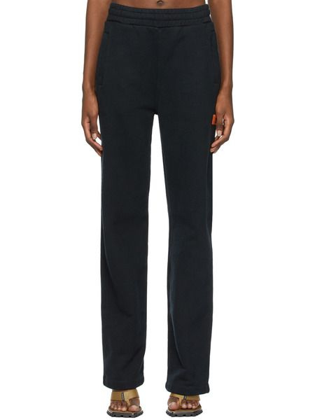 Черные прямые брюки Lounge Heron Preston фото