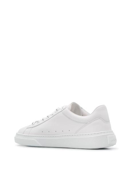 Белые кроссовки с логотипом Hogan, фото