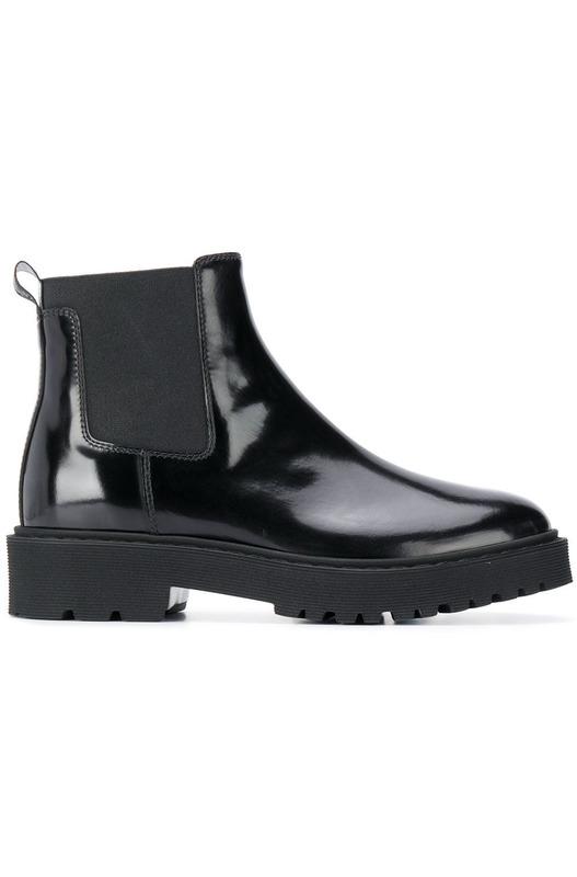Лакированные ботинки челси Hogan, фото
