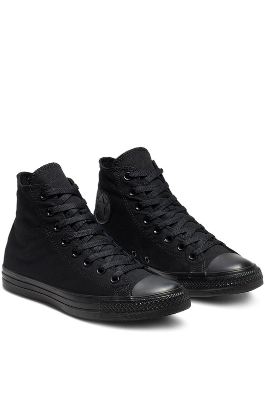 Кеды All Star Hi Black Mono M3310C Converse