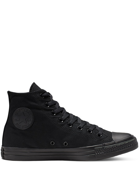 Кеды All Star Hi Black Mono Converse, фото