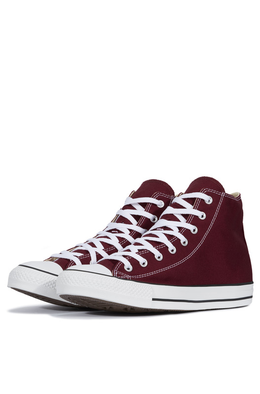 Кеды All Star Hi Maroon M9613C Converse, фото