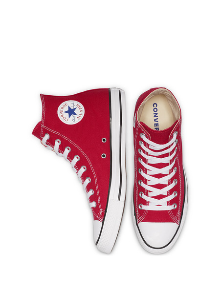 Кеды All Star Hi Red Converse, фото