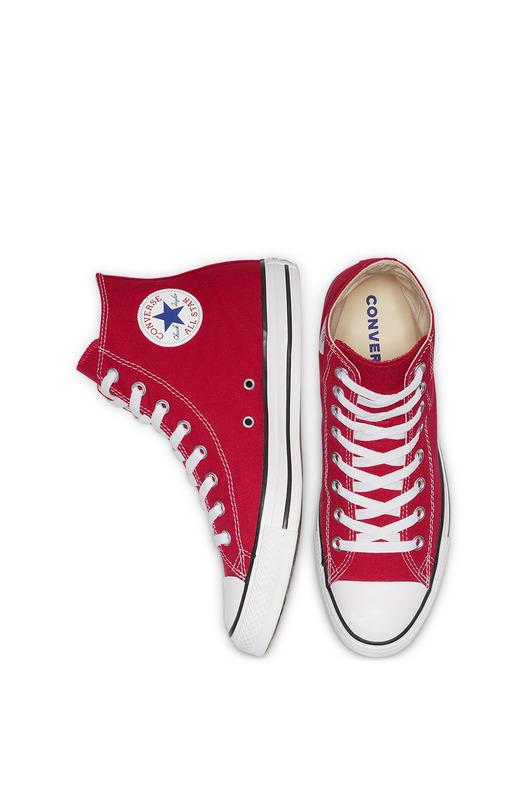 Кеды All Star Hi Red M9621C Converse, фото