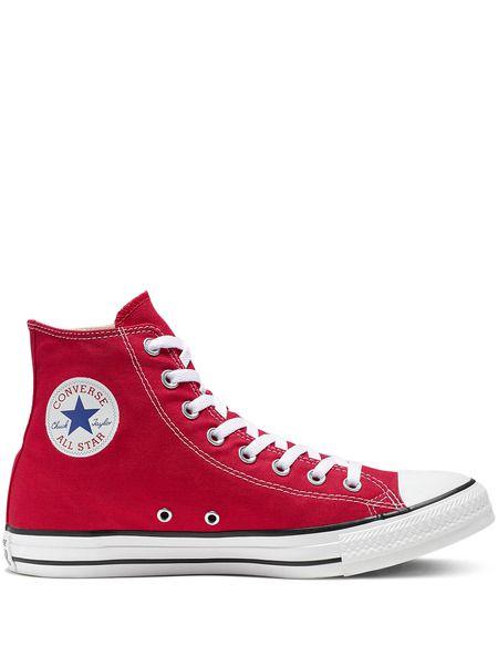 Кеды All Star Hi Red Converse фото
