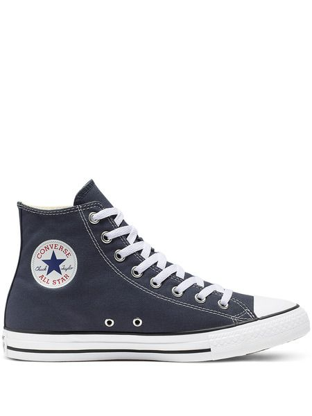 Кеды All Star Hi Navy Converse фото
