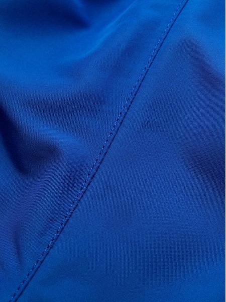 Синие плавки с логотипом Off-White, фото