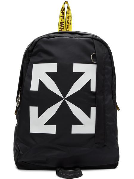 Черный рюкзак Black Arrows