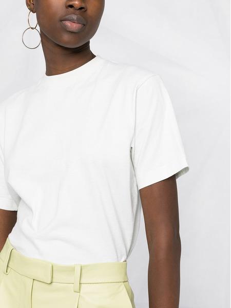 Белая футболка с логотипом Arrows Off-White, фото