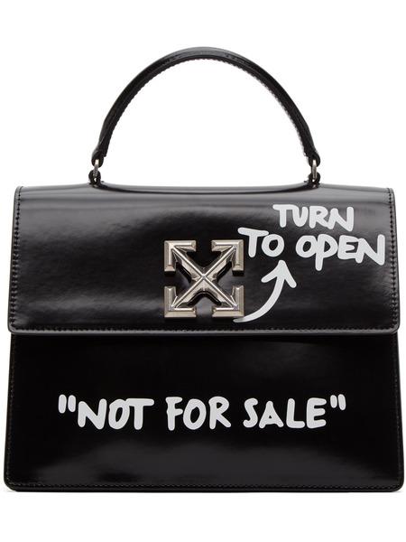 Черная сумка Jitney 1.4 Off-White, фото