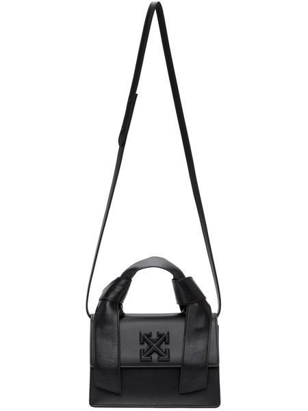 Черная сумка New Jitney 1.4 Off-White, фото