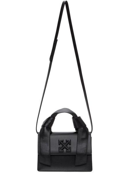 Черная сумка New Jitney 1.4 Off-White фото