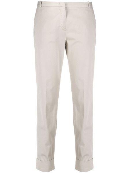 Укороченные брюки средней посадки Fabiana Filippi фото