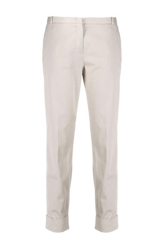 Укороченные брюки средней посадки Fabiana Filippi, фото