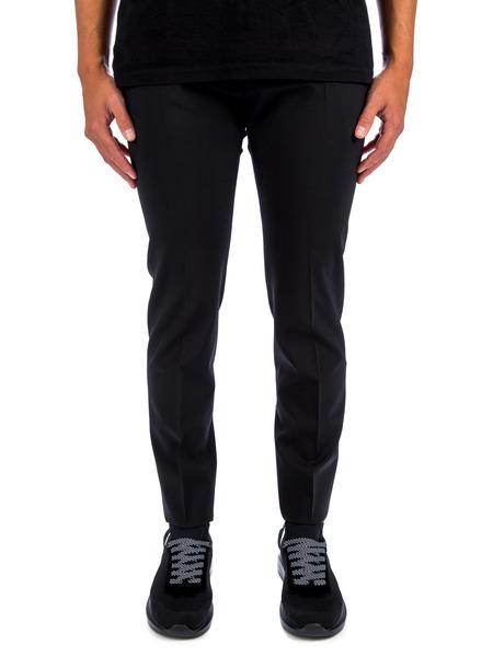 Черные шерстяные брюки Dsquared2, фото