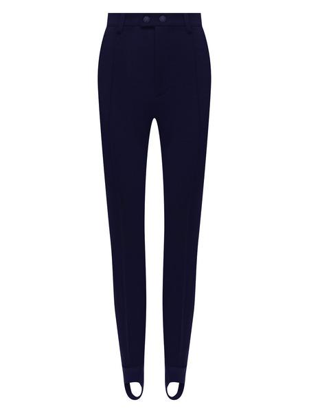 Лыжные брюки с завышенной талией со штрипками Dsquared2, фото