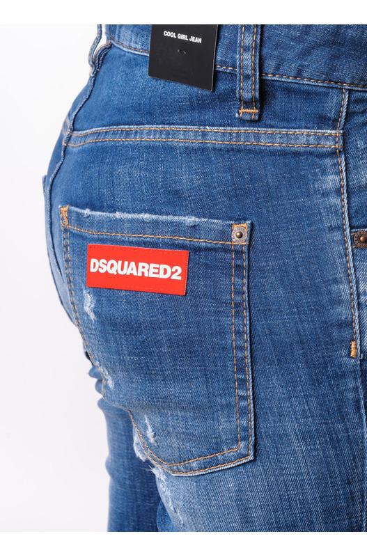 Синие джинсы Cool Girl Dsquared2, фото