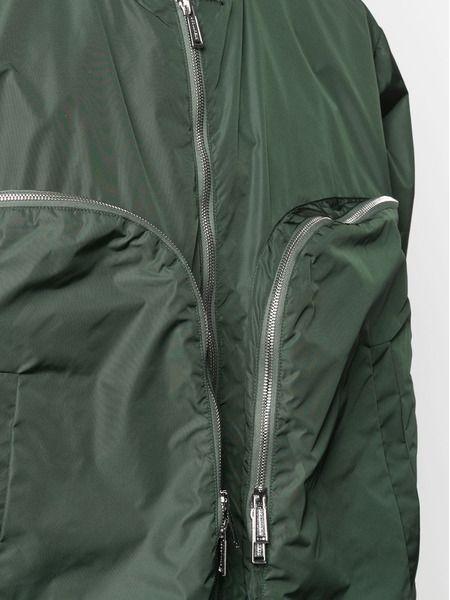 Легкая куртка с объемными карманами