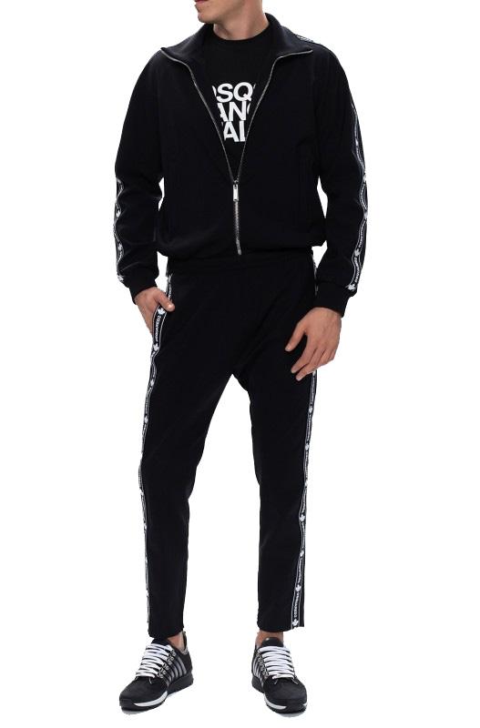 Спортивный костюм с лампасами Dsquared2, фото