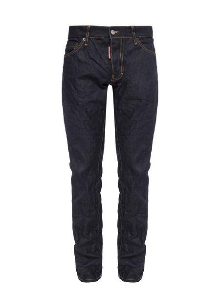Темные джинсы Slim Jean Dsquared2 фото