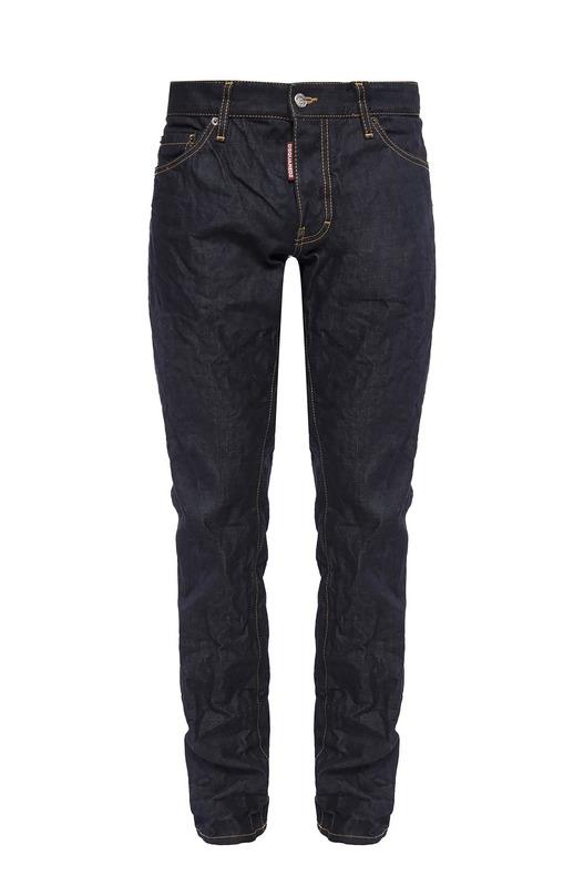 Темные джинсы Slim Jean