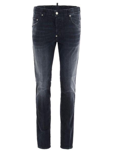 Мужские джинсы Skater Dsquared2 фото