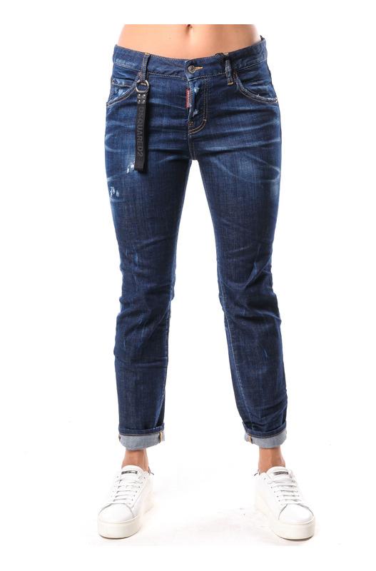 Синие джинсы Cool Girl Dsquared2
