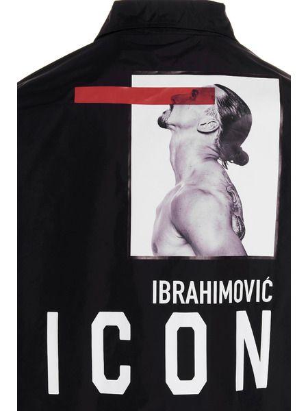 Овершот из нейлона Icon Ibrahimovic